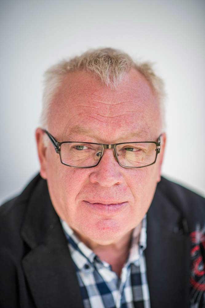 Guy Lööv. Foto: Linnea Bengtsson.