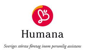 Logotype för Humana