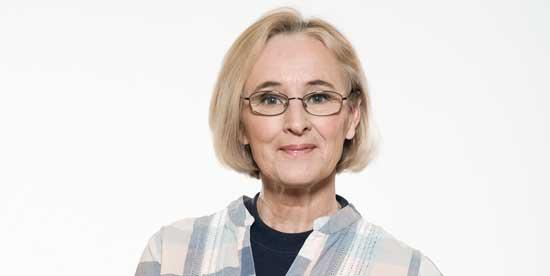 Foto på Agneta Luttropp, Miljöpartiet.