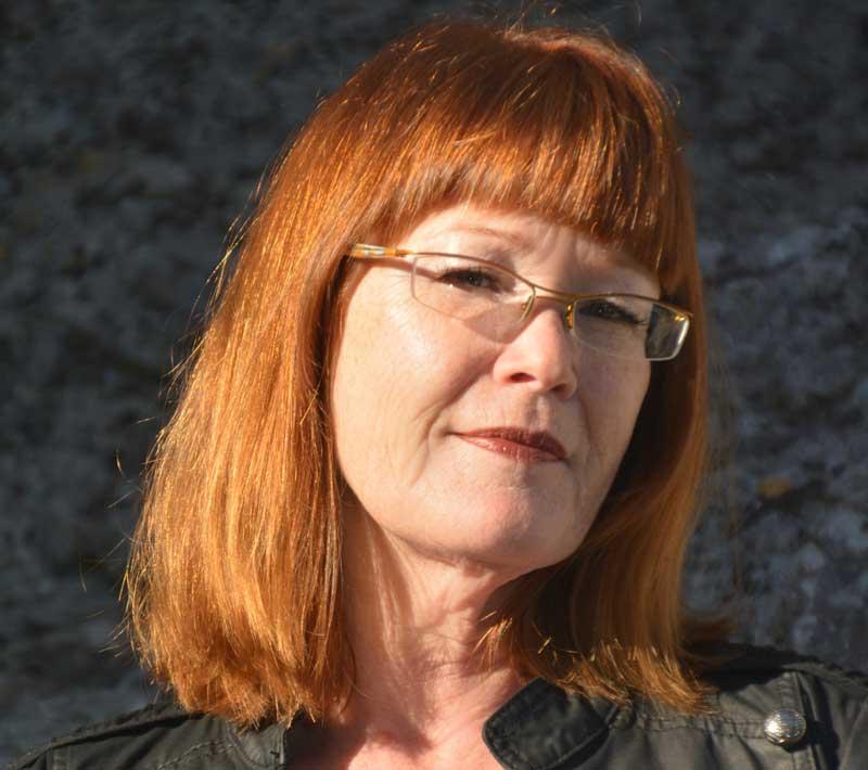 Anna Karlsson. Foto: Marja X Jacobsson