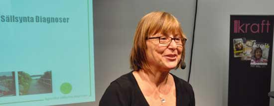 Foto på Anncatrin Röjvik
