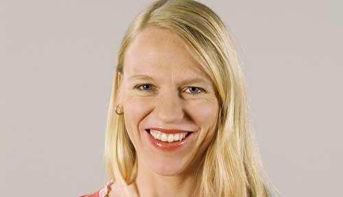 Foto på Anniken Huitfeldt