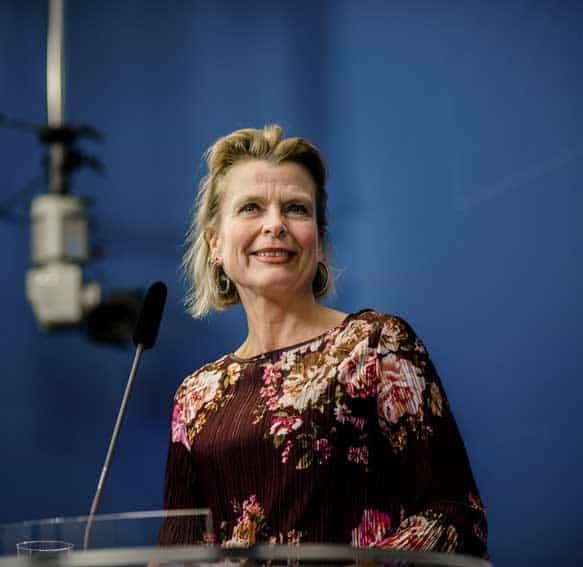 Åsa Regnér får toppjobb på FN i New York