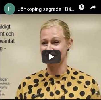 Video om Jönköping och Bästa LSS-kommun.