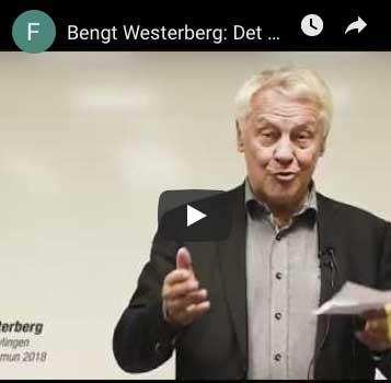 Video med Bengt Westerberg om Bästa LSS-kommun.