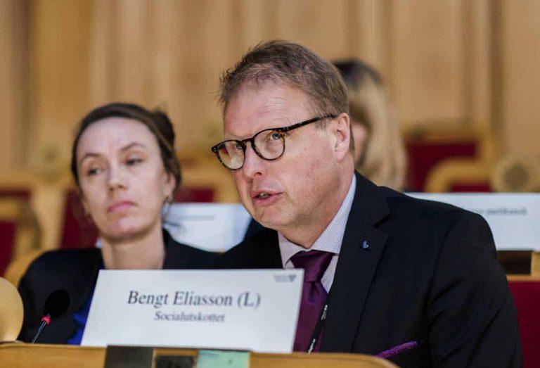 Bengt Eliasson: Vi behöver EU för att stärka rättigheterna