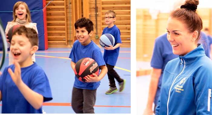 Stor efterfrågan på idrottsdagar för särskolan