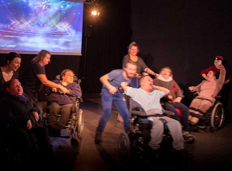 Deras kamp för ett liv i frihet – nu som unik teaterpjäs