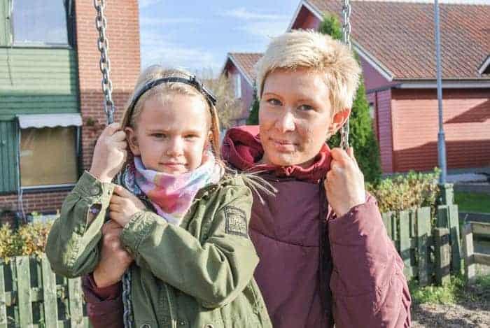 Elina och Vera