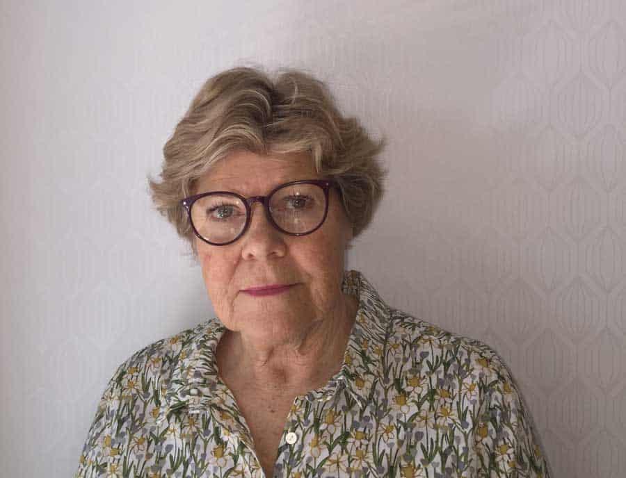 Elisabeth Ljungström.