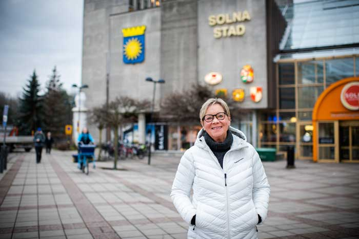 Elisabet Brolin. Foto: Linnea Bengtsson