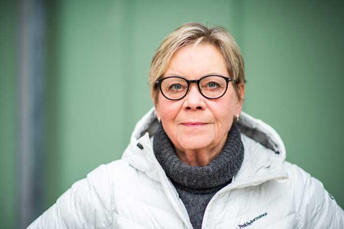 Elisabet Brolin. Foto: Linnea Bengtsson Elisabet Brolin. Foto: Linnea Bengtsson