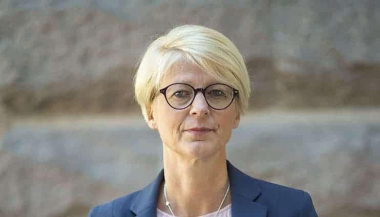 Elisabeth Svantesson är ekonomisk-politisk talesperson för Moderaterna.
