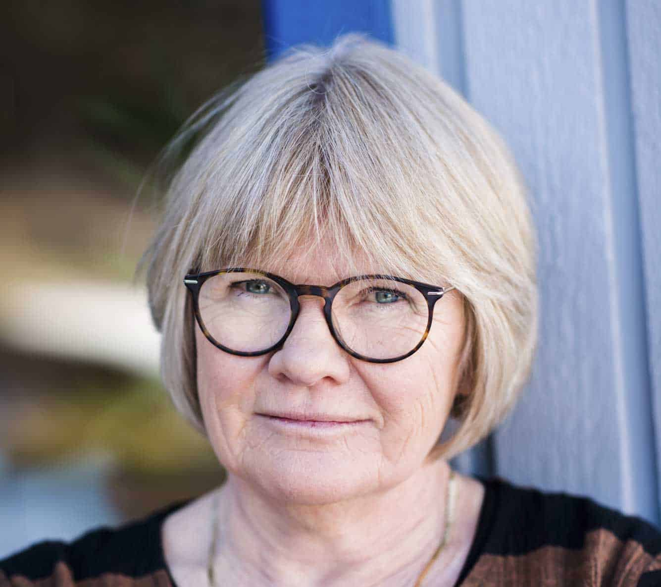 Elisabeth Wallenius. Foto: Linnea Bengtsson