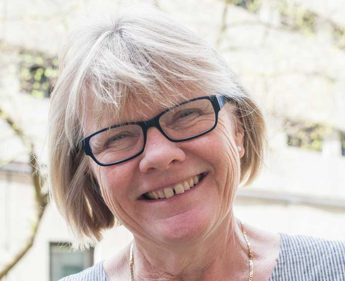 Elisabeth Wallenius. Foto: Anna Pella.