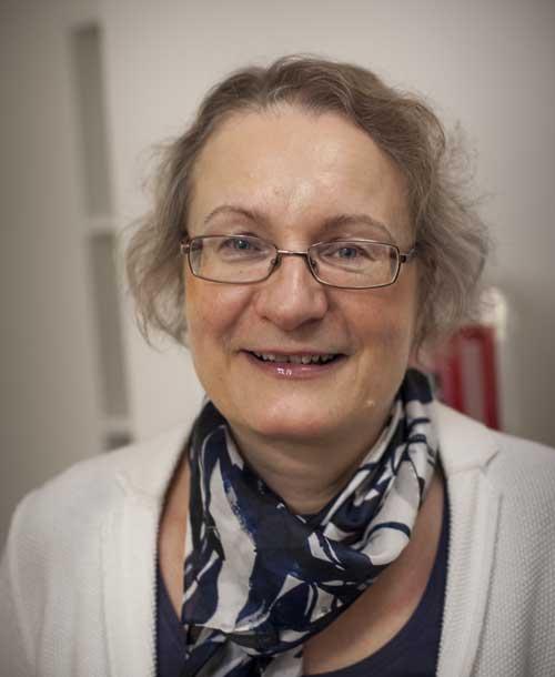 Eva Borgström. Foto: Anna Pella.