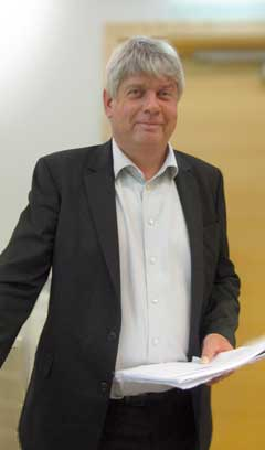 Foto på Göran Fredriksson.