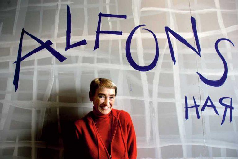 Hennes dotter har aldrig pratat – Intervju med Gunilla Bergström 2007