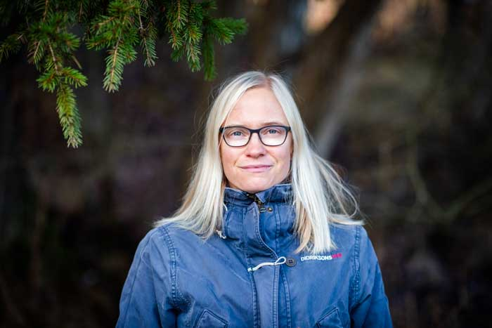 Hanna Jarvad. Foto: Linnea Bengtsson|Hanna Jarvad. Foto: Linnea Bengtsson|Hanna Jarvad. Foto: Linnea Bengtsson