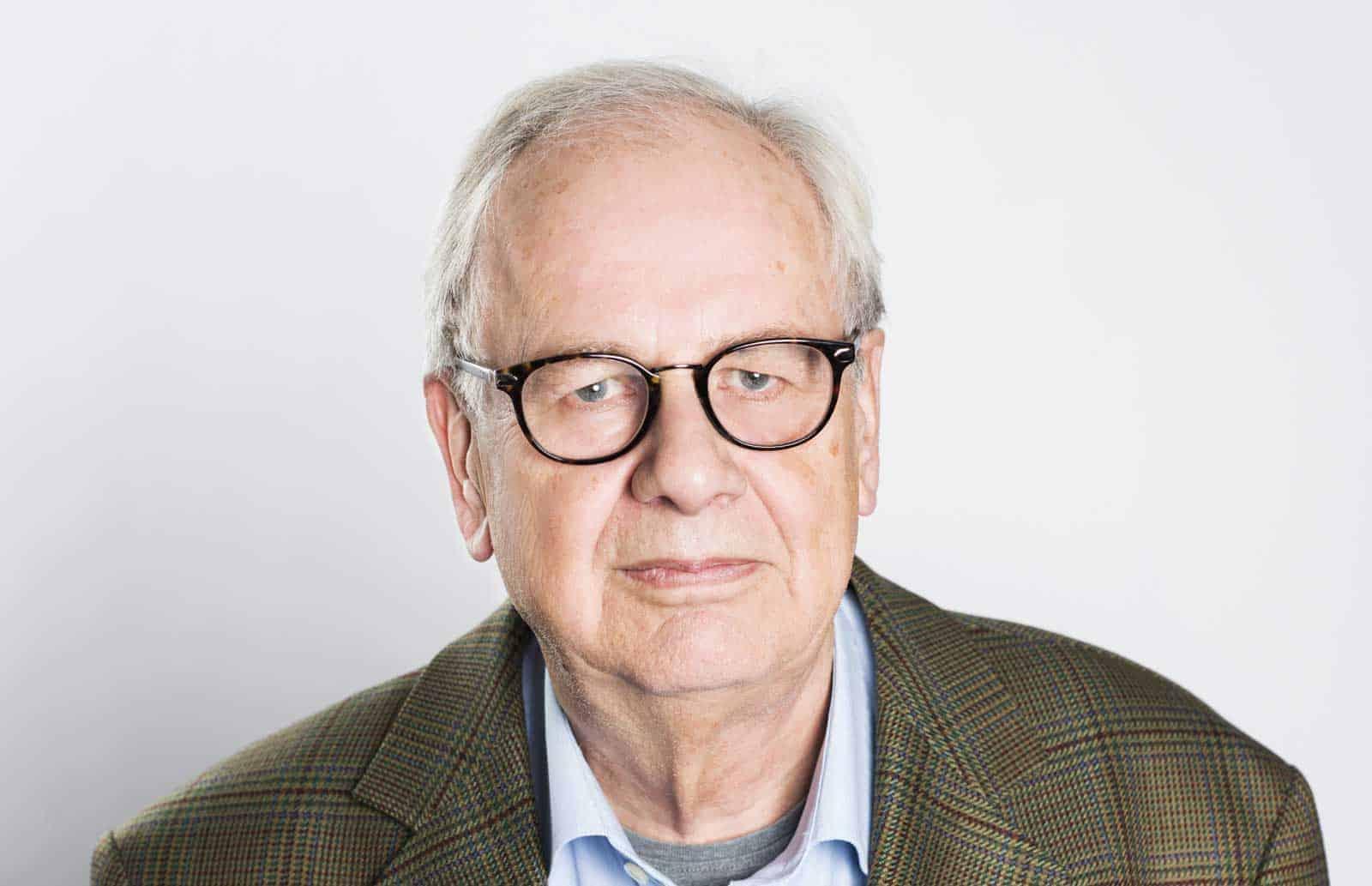 Harald Strand. Foto: Linnea Bengtsson