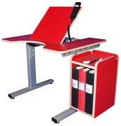 Bordet Elit Mini med röd färg
