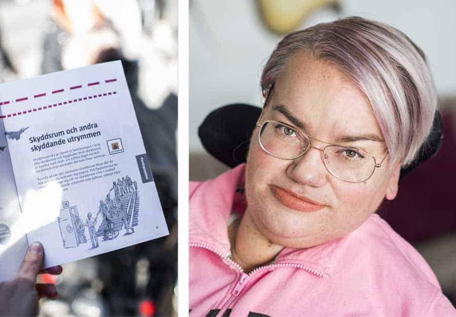 Jessica Smaaland. Foto: Linnea Bengtsson.