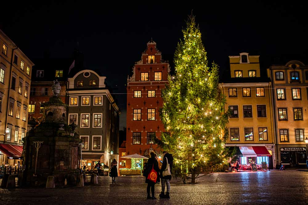 Jul i Stockholm 2020. Foto: Linnea Bengtsson