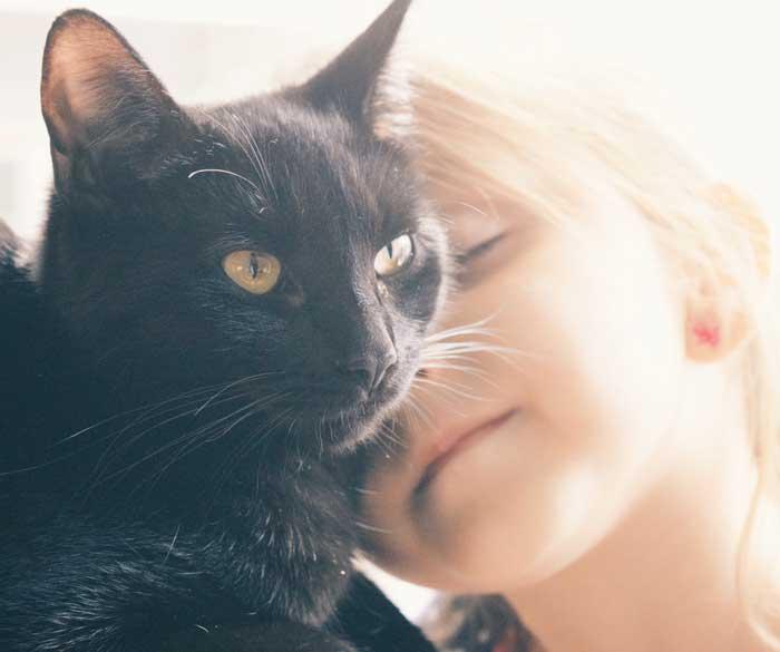 Katt är bästa husdjuret för barn med autism anser forskare