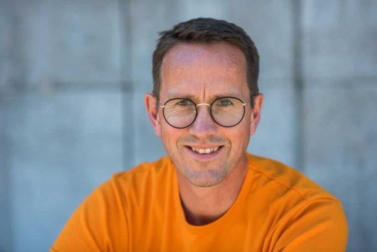 Lars Lööw jagar nya vägar till arbete för personer med funktionsnedsättning
