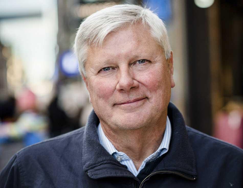 Lars Ohly. Foto: Linnea Bengtsson.