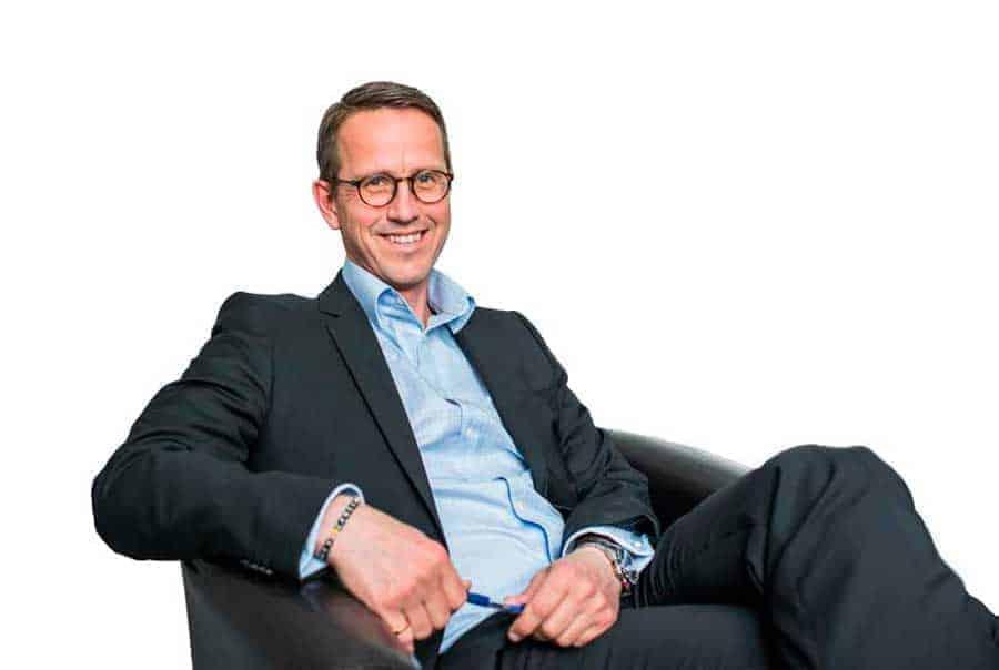 Lars Lööw. Foto: Linnea Bengtsson.