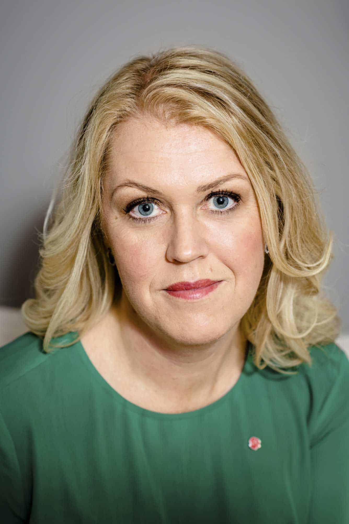 Lena Hallengren. Foto: Linnea Bengtsson.