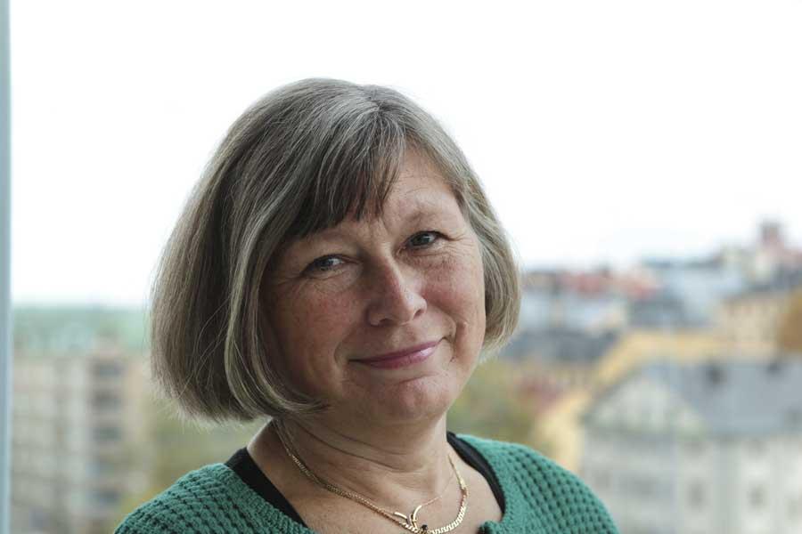 Lena Nyberg.