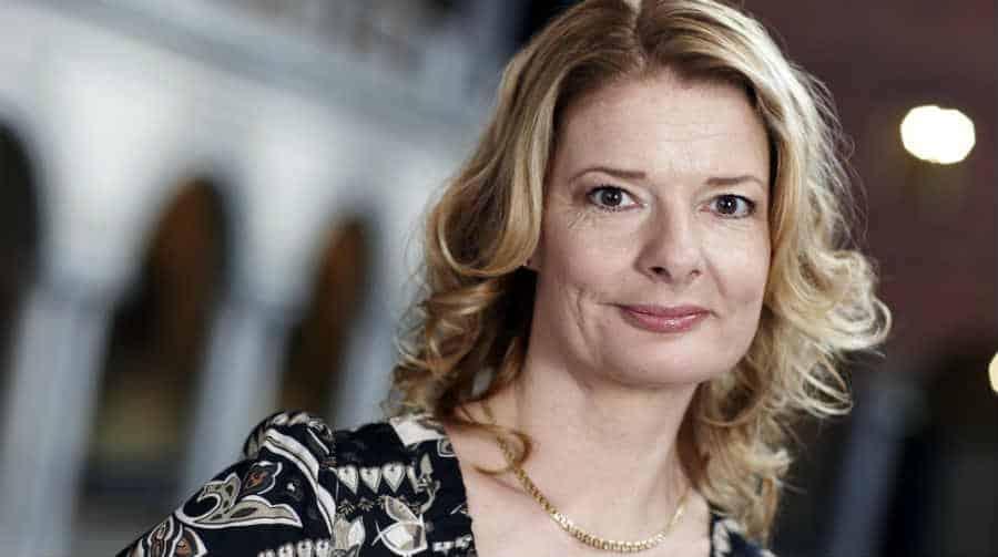 Foto på Lotta Edholm, Liberalerna.