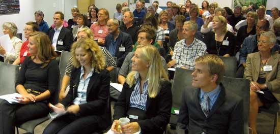 Foto från seminarium.