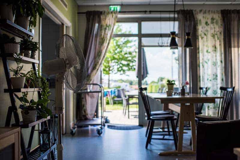 Bild från LSS-bostad. Foto: Linnea Bengtsson