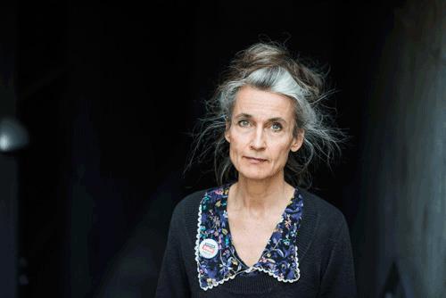 Maria Persdotter. Foto: Linnea Bengtsson