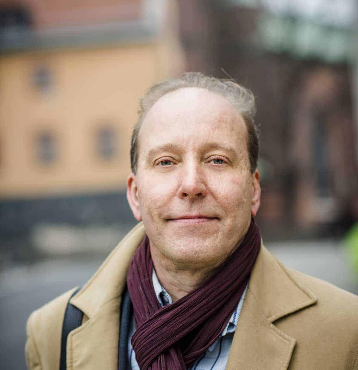Mikael Klein. Foto: Linnea Bengtsson.