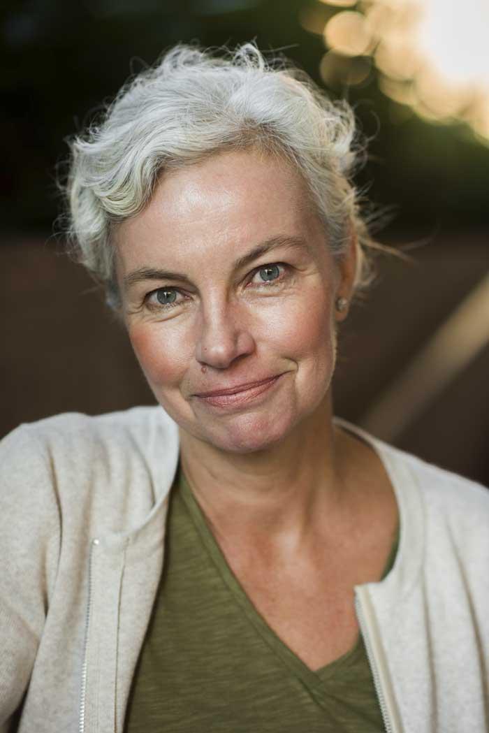 Christina Andersson, MSB. Foto: Linnea Bengtsson.