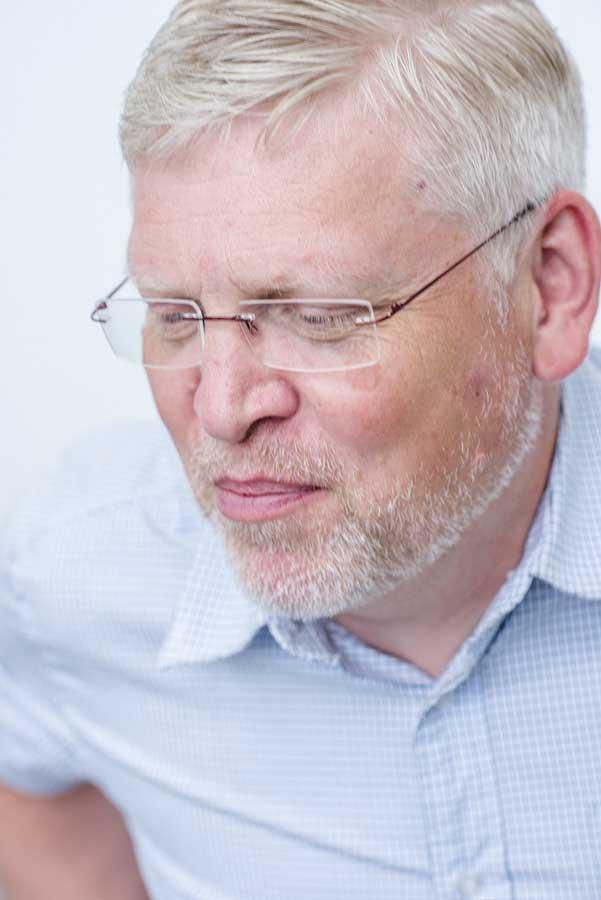 Ola Nilsson. Foto: Linnea Bengtsson