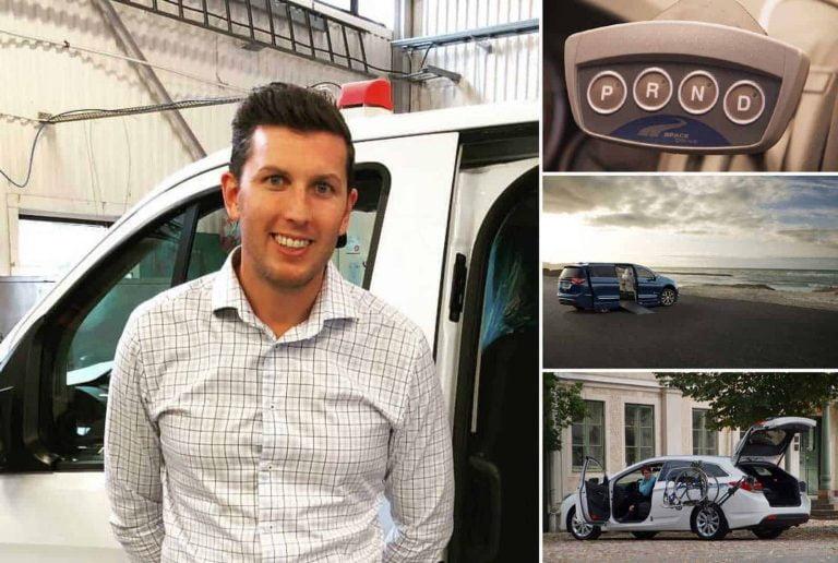 Raserat bilstöd får Permobil att gå till motattack under Leva & Fungera