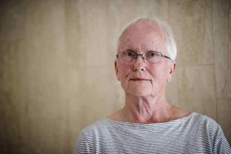 Pia Ek. Foto: Linnea Bengtsson.