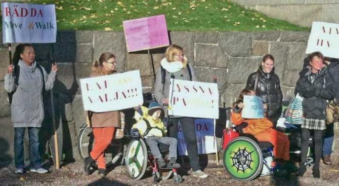 Stockholm inför valfrihet för intensivträning för barn