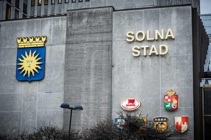 Solna. Foto: Linnea Bengtsson