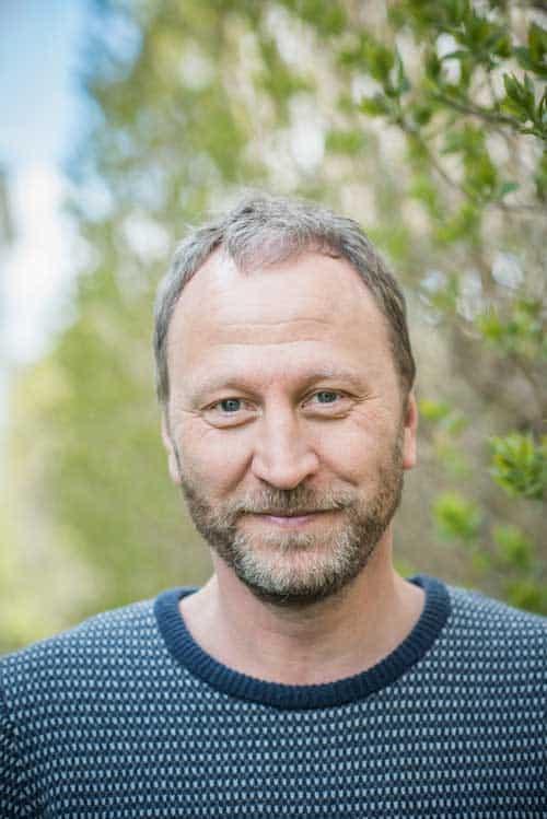Foto på Sören Olsson. Foto: Linnea Bengtsson.