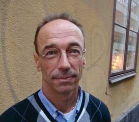 Fot på Tomas Sundberg, Försäkringskassan.